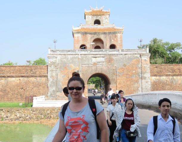 16 Citadel entrance