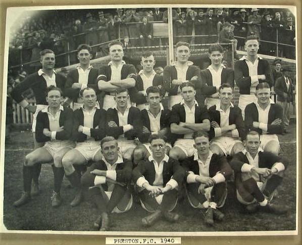 1940 Preston team photo_feature image