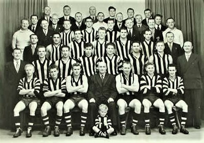 I.Norman_EastBrunswick1952_back row, second from left